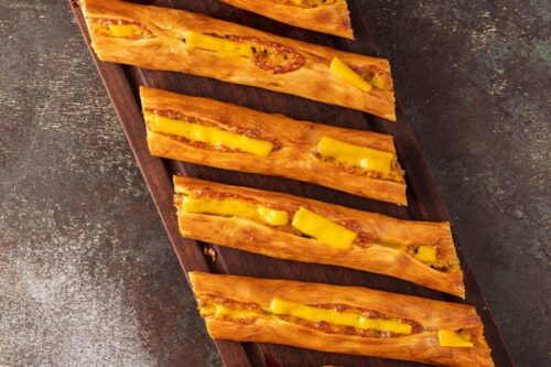 Kapalı Kaşar Peynirli